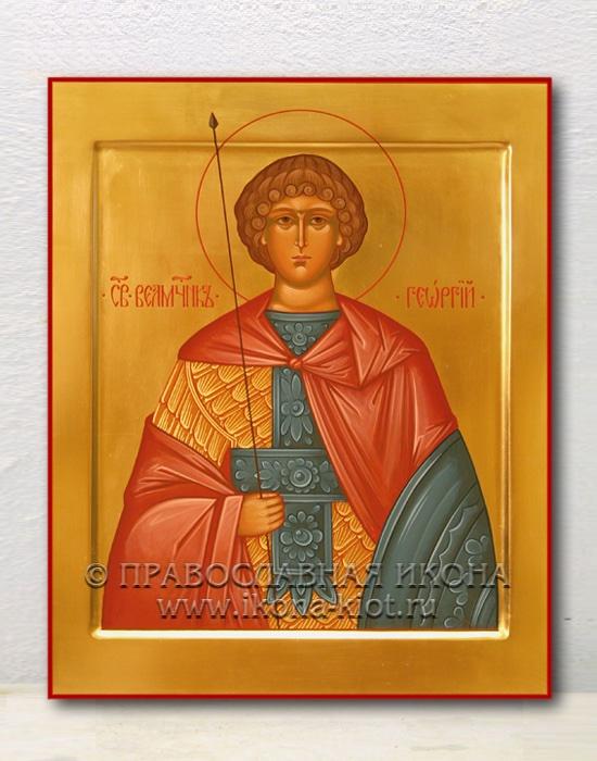 Икона «Георгий Победоносец» (образец №7)
