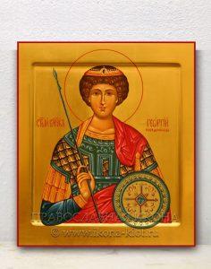 Икона «Георгий Победоносец» (образец №8)