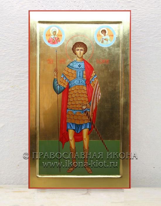 Икона «Георгий Победоносец» (образец №9)