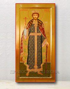Икона «Георгий Владимирский, благоверный князь» (образец №1)
