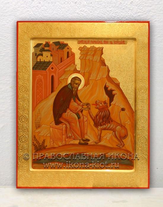Икона «Герасим преподобный»