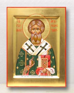 Икона «Герман Константинопольский, архимандрит» (образец №1)