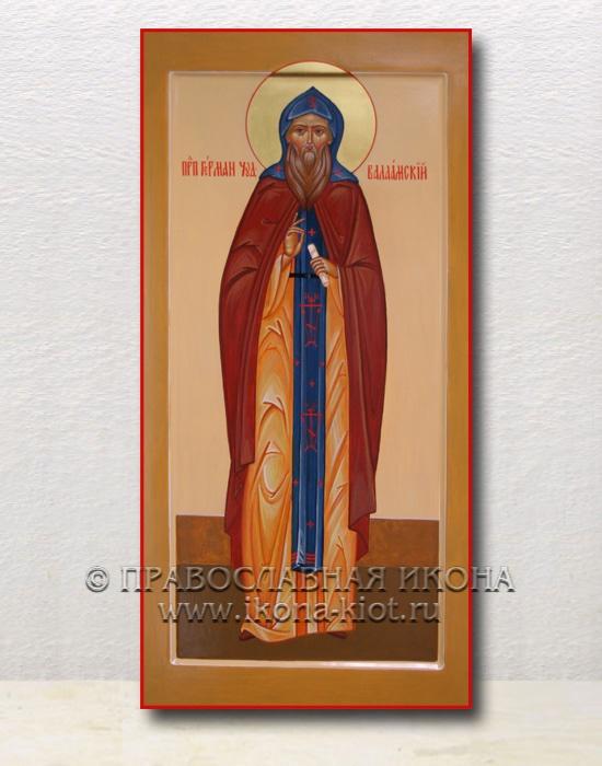 Икона «Герман Валаамский, чудотворец» (образец №3)
