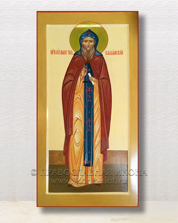 Икона «Герман Валаамский, чудотворец» (образец №4)