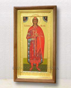 Икона «Глеб князь Благоверный» (образец №5)