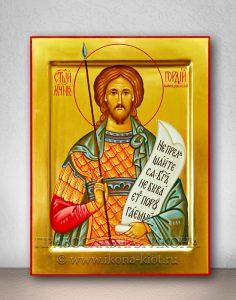 Икона «Гордий Каппадокийский, великомученик» (образец №1)