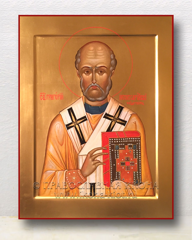 Икона «Григорий Чудотворец, Неокесарийский, епископ»
