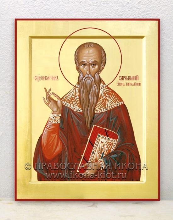 Икона «Харалампий Магнезийский, священномученик» (образец №2)