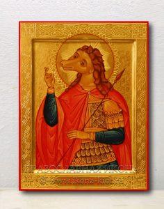 Икона «Христофор Псеглавец» (образец №3)