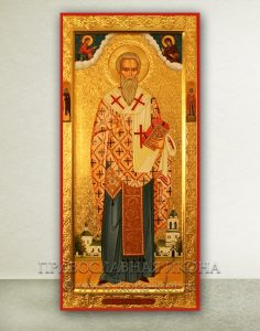 Икона «Игнатий Богоносец»