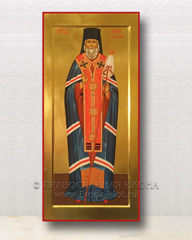 Икона «Игнатий Брянчанинов, святитель» (образец №6)