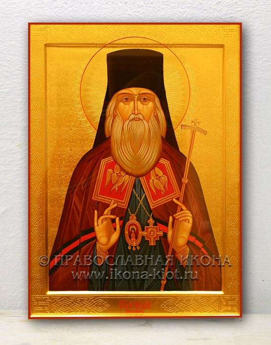 Икона «Игнатий Брянчанинов, святитель» (образец №7)