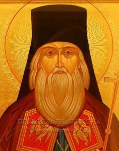 Икона «Игнатий Брянчанинов, святитель» (образец №8)