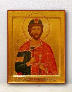 Икона «Игорь Черниговский, князь» (образец №10)