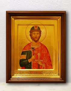 Икона «Игорь Черниговский, князь» (образец №11)