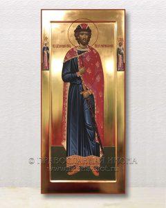 Икона «Игорь Черниговский, князь» (образец №12)