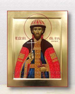 Икона «Игорь Черниговский, князь» (образец №13)