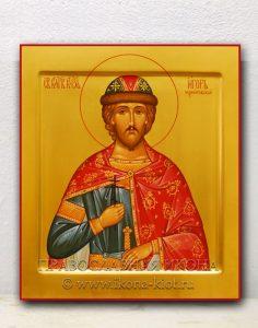Икона «Игорь Черниговский, князь» (образец №3)