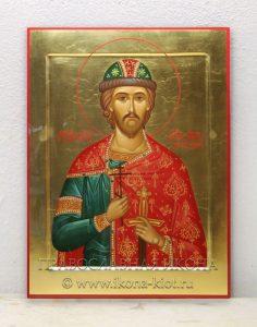 Икона «Игорь Черниговский, князь» (образец №4)