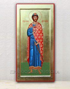 Икона «Игорь Черниговский, князь» (образец №5)