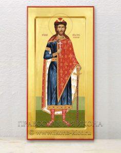 Икона «Игорь Черниговский, князь» (образец №6)