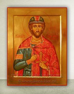 Икона «Игорь Черниговский, князь» (образец №7)