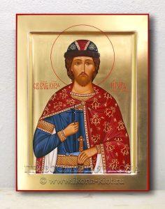 Икона «Игорь Черниговский, князь» (образец №2)