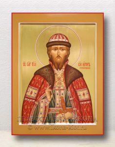 Икона «Игорь Черниговский, князь» (образец №8)