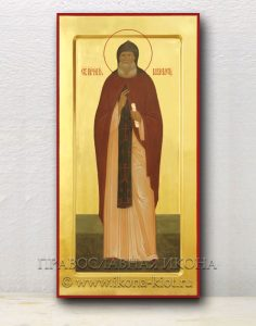 Икона «Илья Муромец, преподобный»