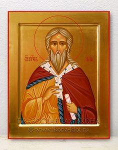Икона «Илья пророк» (образец №1)