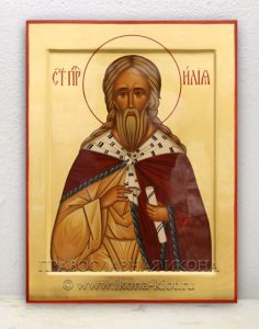Икона «Илья пророк» (образец №4)
