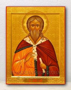 Икона «Илья пророк» (образец №9)