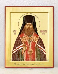 Икона «Иннокентий Иркутский» (образец №4)