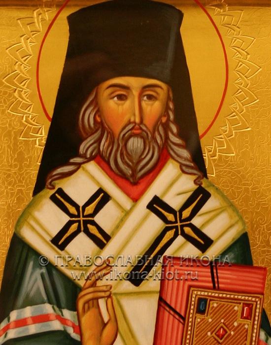 Икона «Иннокентий Иркутский» (образец №2)