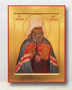 Икона «Иннокентий, митрополит Московский» (образец №1)