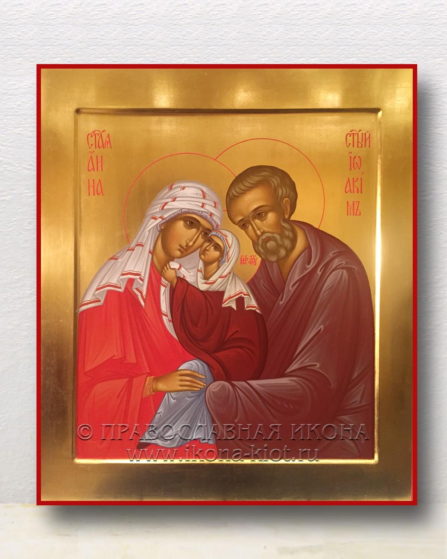 Икона «Иоаким и Анна, праведные» (образец №1)