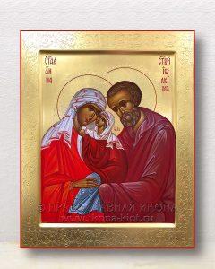 Икона «Иоаким и Анна, праведные» (образец №3)