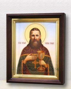 Икона «Иоанн Кронштадтский, праведный» (образец №10)