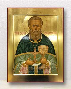 Икона «Иоанн Кронштадтский, праведный» (образец №9)