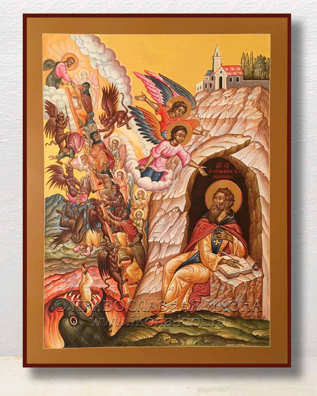 Икона «Иоанн Лествичник»