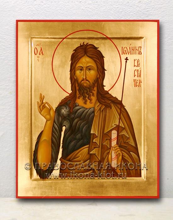 Икона «Иоанн Креститель (Предтеча)» (образец №1)
