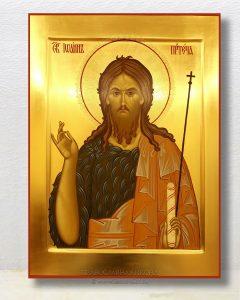 Икона «Иоанн Предтеча (Креститель)» (образец №10)