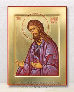 Икона «Иоанн Предтеча (Креститель)» (образец №11)
