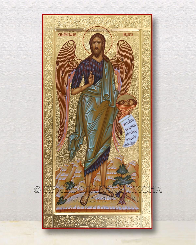 Икона «Иоанн Креститель (Предтеча)» (образец №12)