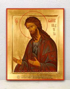 Икона «Иоанн Предтеча (Креститель)» (образец №2)