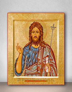 Икона «Иоанн Предтеча (Креститель)» (образец №9)