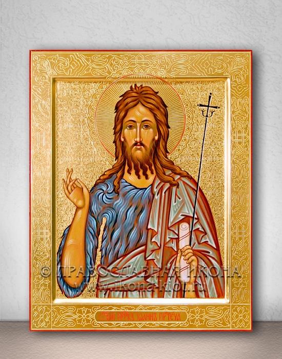 Икона «Иоанн Креститель (Предтеча)» (образец №9)