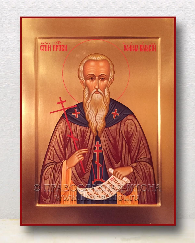 Икона «Иоанн Рыльский, преподобный»