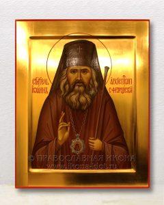 Икона «Иоанн Шанхайский и Сан-Францисский, архиепископ» (образец №5)