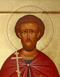 Икона «Иоанн Сочавский» (образец №4)